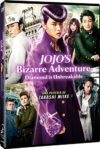 JoJo's Bizarre Adventure: Diamond is Unbreakable DVD