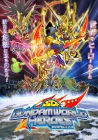 Episodio 1 - SD Gundam World Heroes