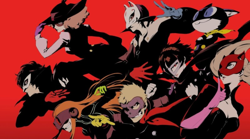 Persona 5 The Animation Vol. 5