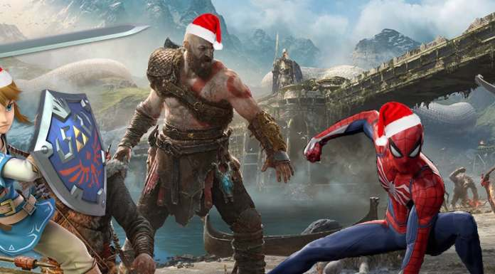 Best Christmas Games 2018