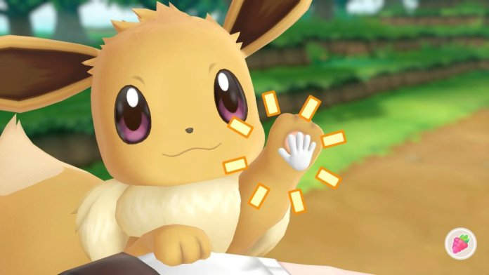 Playing with Eevee