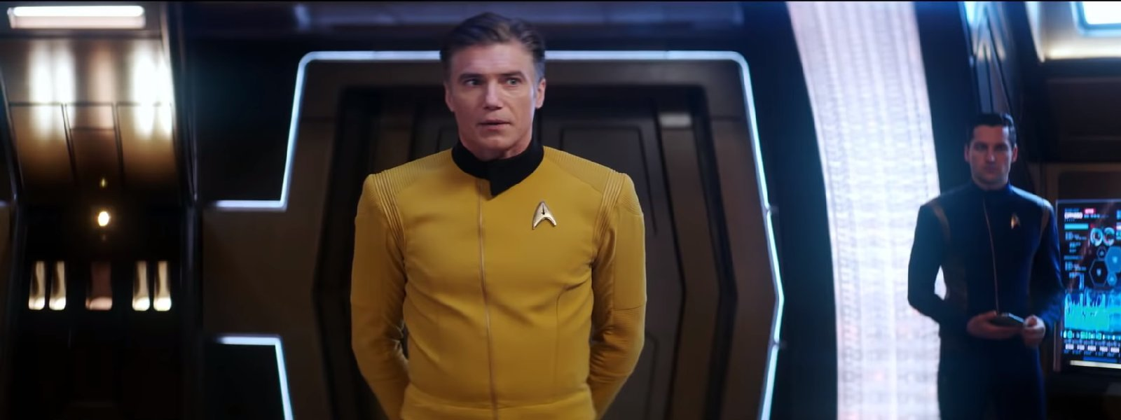 Captain Pike Star Trek Anson Mount