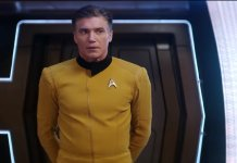 Captain Pike Star Trek Anson Mount