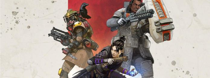Apex Legends Characters Together