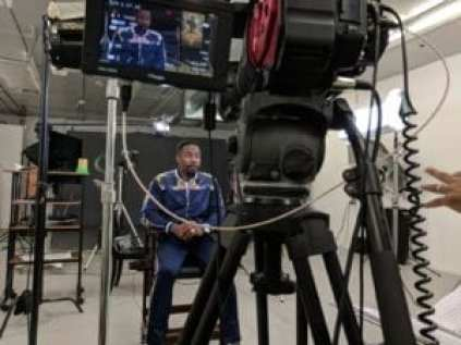 Michael Jai White In Search of the Action Heroes