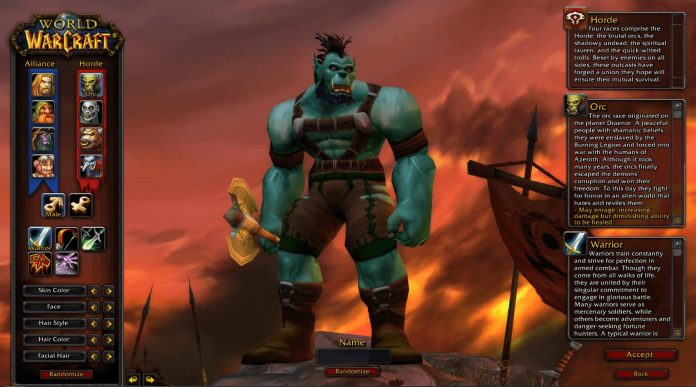 character create - World of Warcraft Classic Basics: Beginners Guide to WoW
