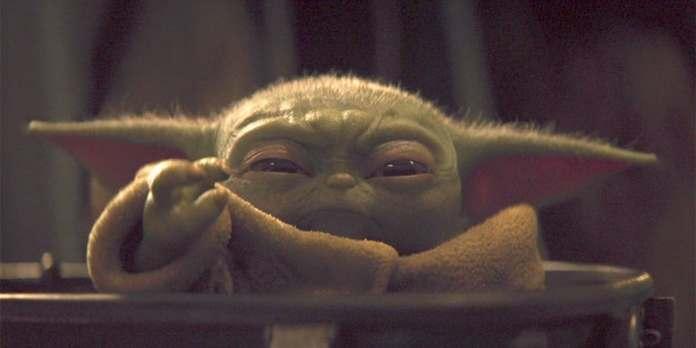 Is baby yoda yoda