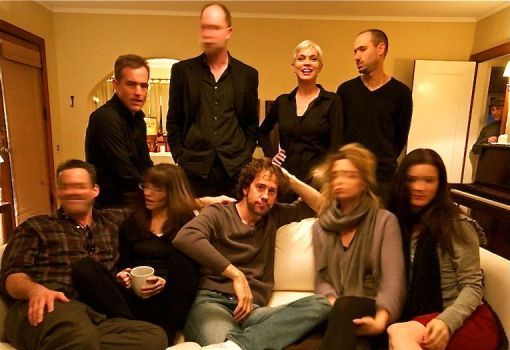 Coherence behind the scenes cast and crew