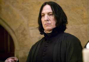 Severus Snape 300x211 - The Department of Magical Avenging: It's Levi'Avengaar, Not Levi'Avengar!