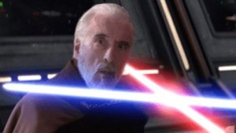 Best Lightsaber Battles: Count Dooku Revenge Of The Sith