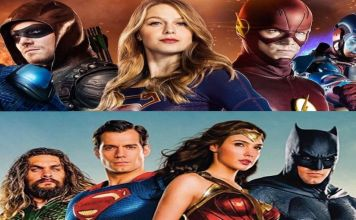 DC TV and Movie Characters