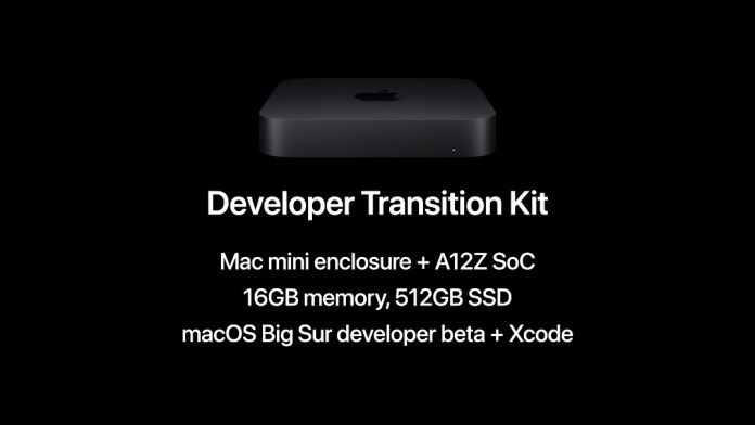 Developer Transition Kit 1024x576 - Bye Bye Intel, Mac's Will Now Use Apple's Custom ARM Chips