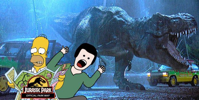 Jurassic Park survival guide