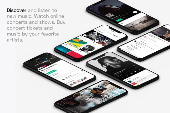 Show4Me app
