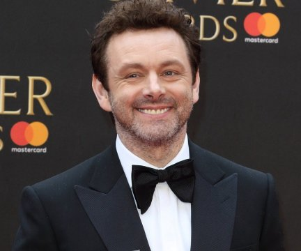 Michael Sheen, voice of many books you listen to via Audible