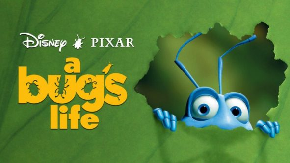 A Bug's Life, one of Pixar's early films
