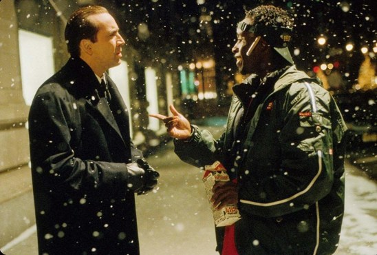 The Family Man, an uncoventional Christmas movie with Nic Cage