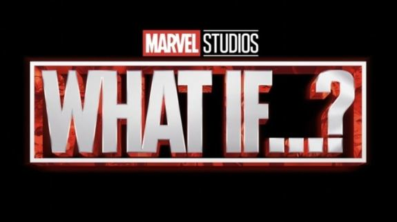 Marvel TV Show logo: What If...?
