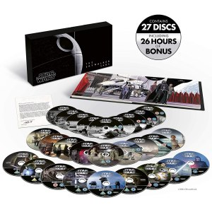 Ultimate Star Wars Gift? Ultimate bluray set
