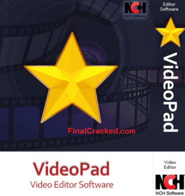 VideoPad Video Editor Crack full