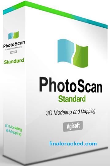 Agisoft PhotoScan Pro Crack Free