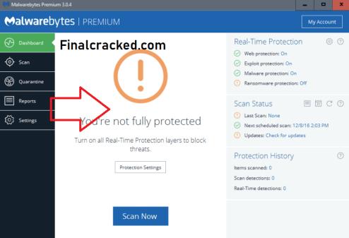 Malwarebytes Crack Download