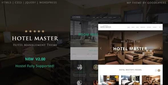 I migliori temi WordPress per hotel