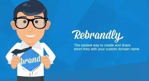 Rebrandly come funziona