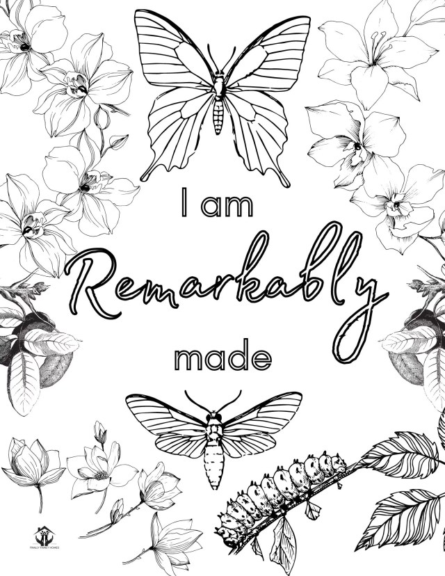 27+ Breathtaking FREE (Printable) Adult Coloring Pages For