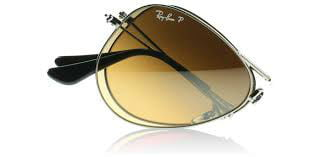Sunglasses that folds from Ray Ban