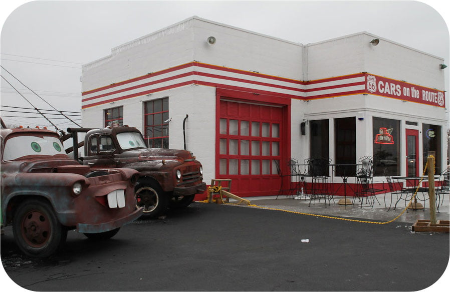 Cars-Kansas