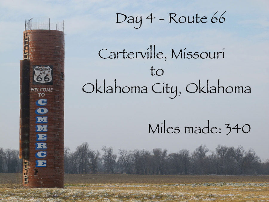 Route 66 day 4 – Carterville, Missouri