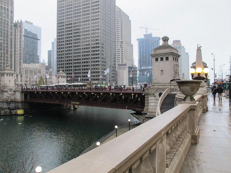 Vackra, vackra Chicago!