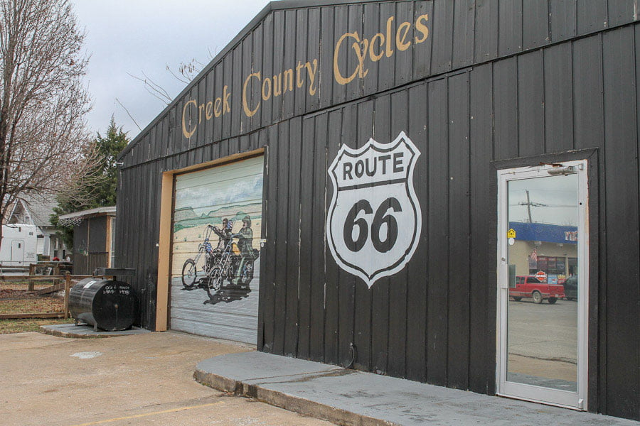 Nice signs along Route 66