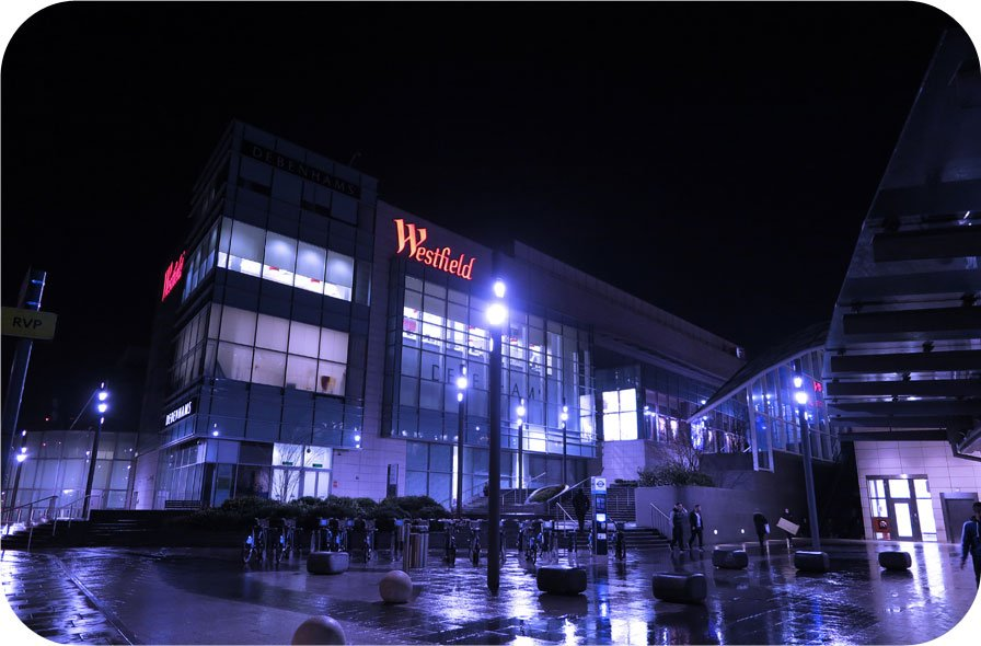 Westfield Centre - Shopping!