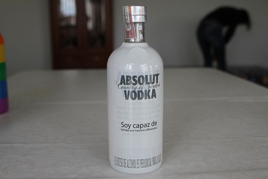 Absolut Soy Capaz 1 x 0,75 liters