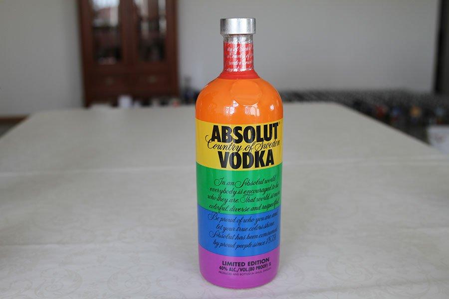 Absolut Pride 1 x 1 liter