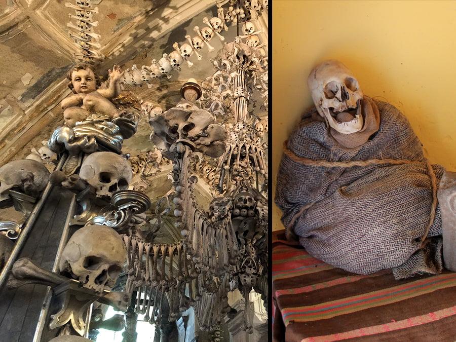 Morbid tourism