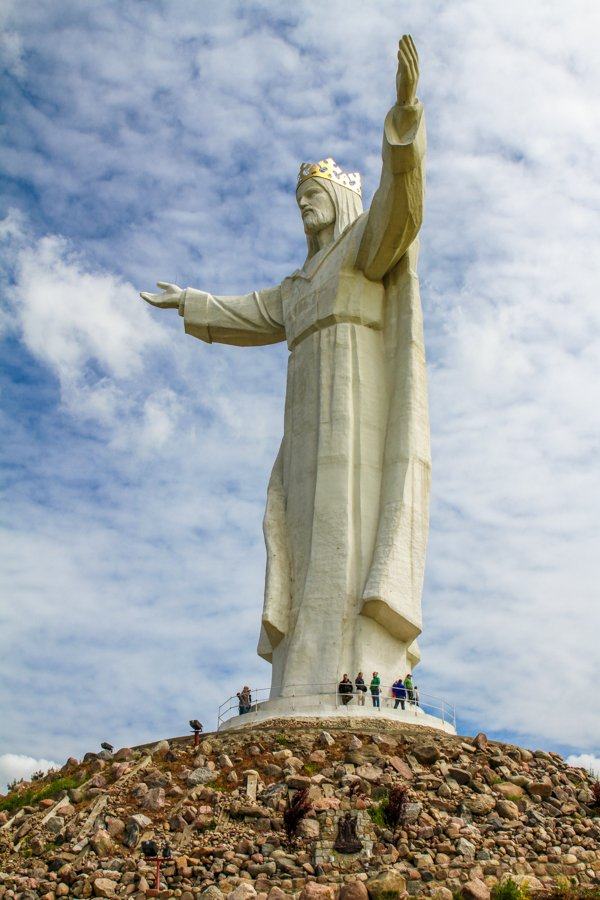 Christ The King Statue, Świebodzin