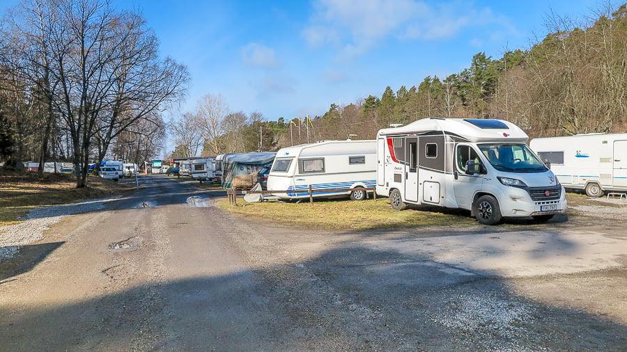 Angby campsite