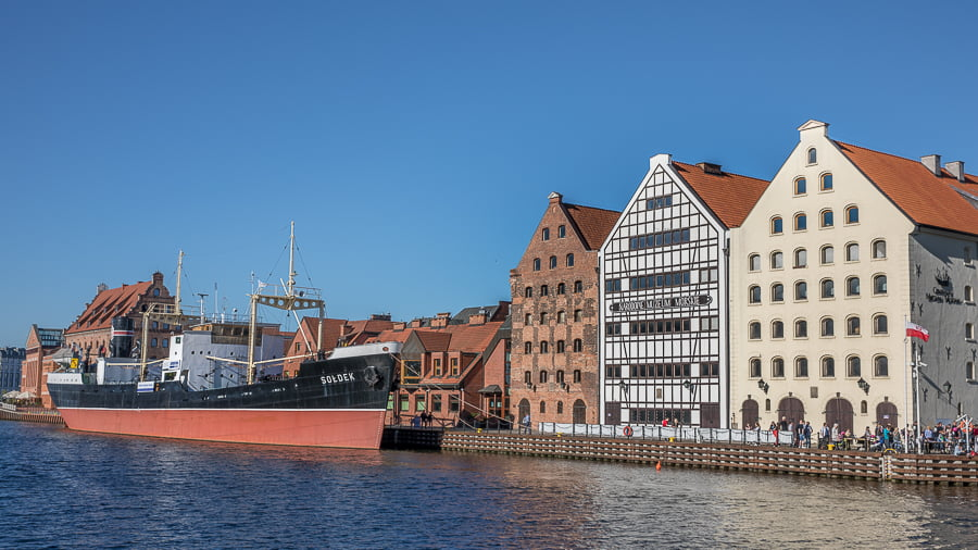 Visit National Maritime Museum in Gdansk, Poland