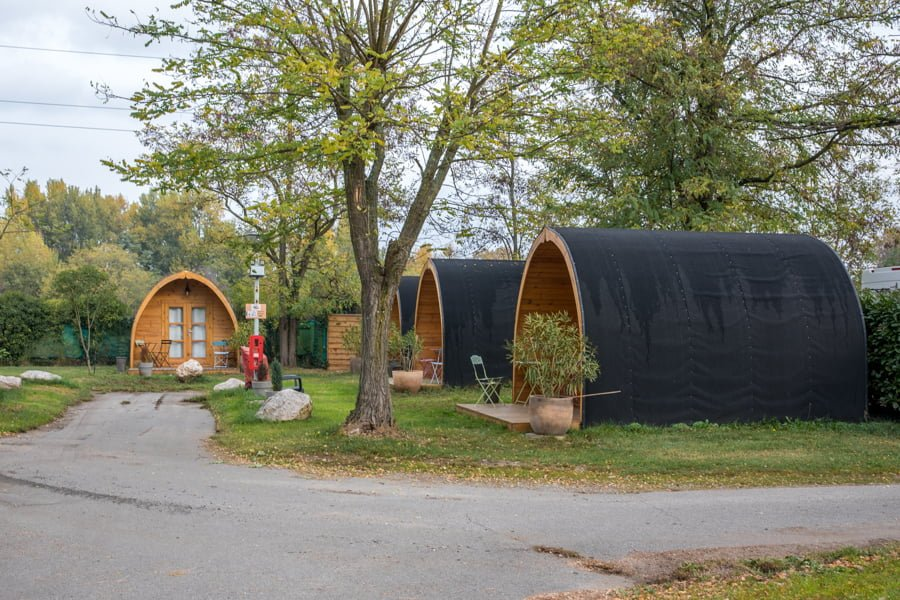 Camping in Toulouse