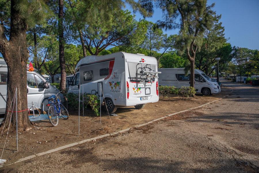 Camping near Faro