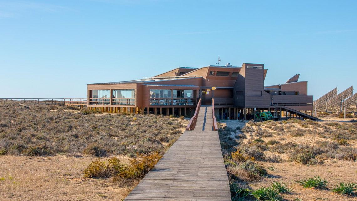 Ilha deserta in Ria Formosa, Algarve, Portugal