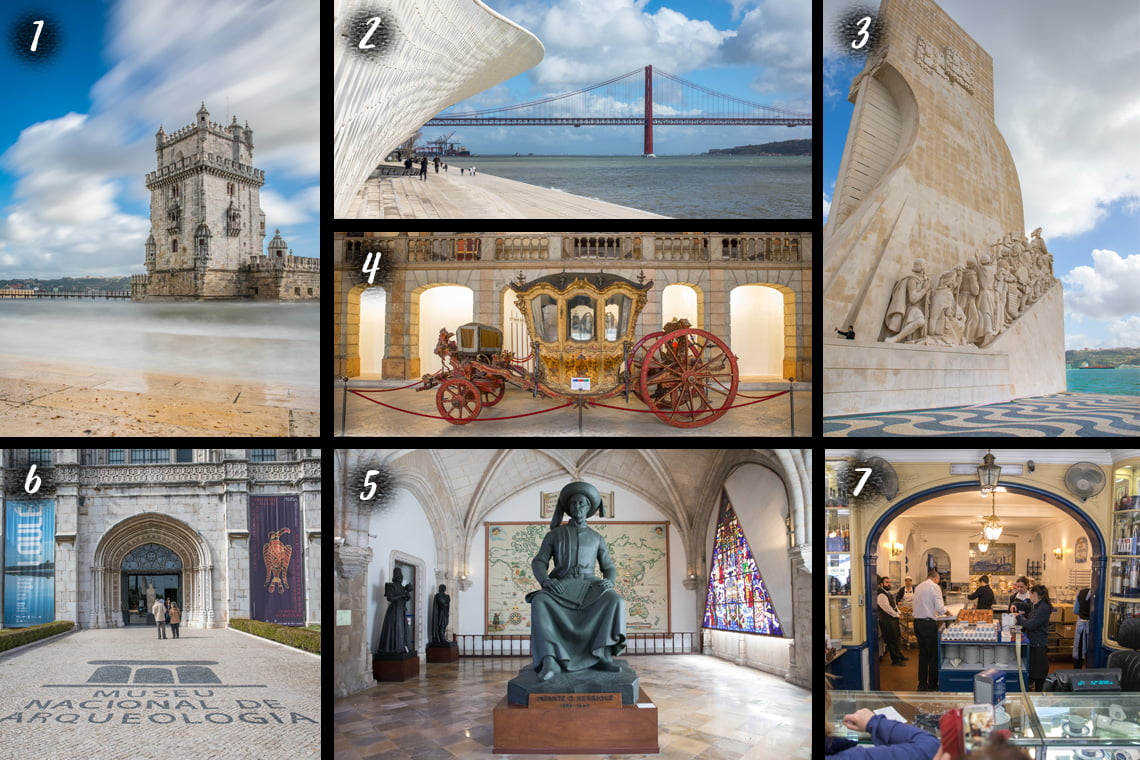 7 Things to do in Belem