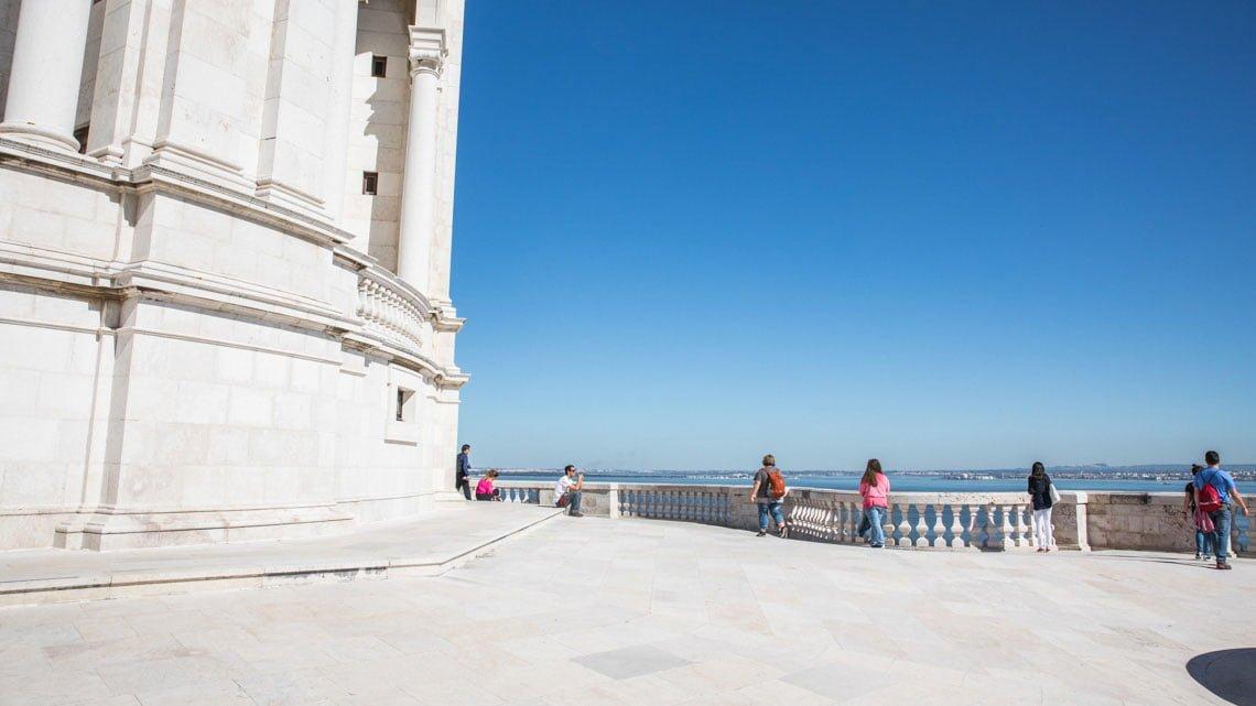 National Pantheon in Lisbon, Portugal
