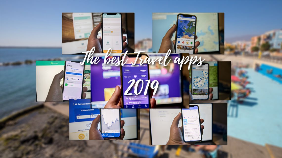 Best Travel Apps 2019 The best travel apps 2019   from booking to translating   Finally Lost