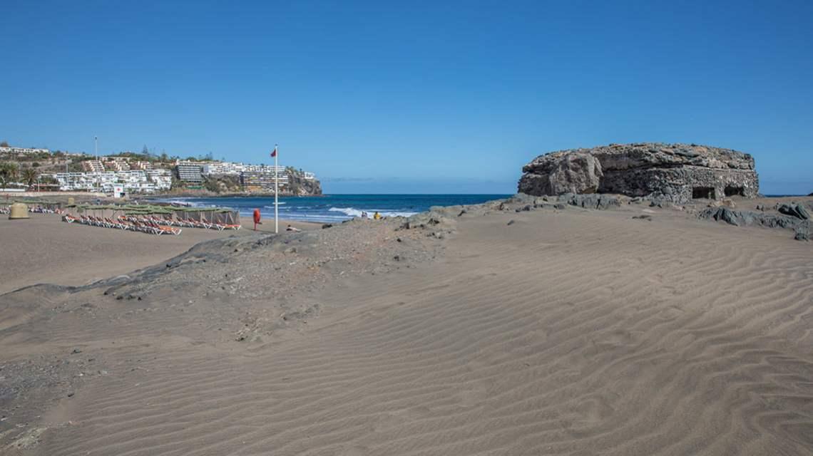 Playa de San Agustin