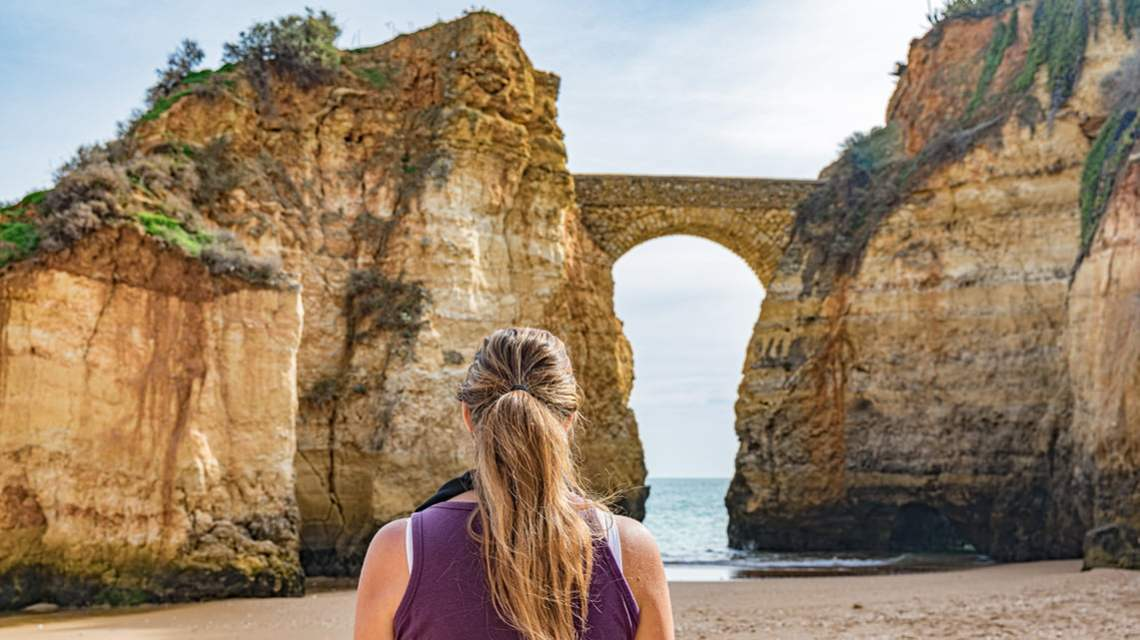 Exploring Portugal Algarve