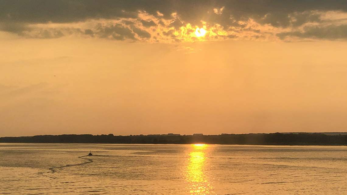 Trelleborg sunrise